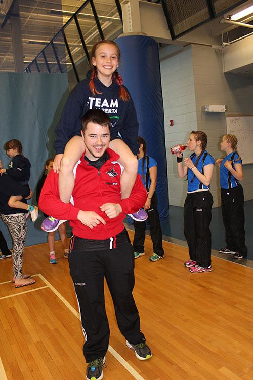 Team Alberta Jump Rope