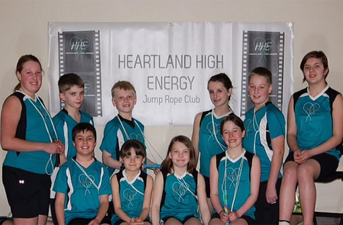 Heartland High Energy